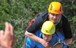 Bergrettungslehrgang 2014