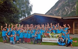 NaturFreunde Sommercamp 2016